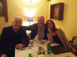 Antony Wierbinski ( Lodz Music Academy)-Angelo Ragno( Conservatorio Nino Rota) and Maria Gabriella Bassi